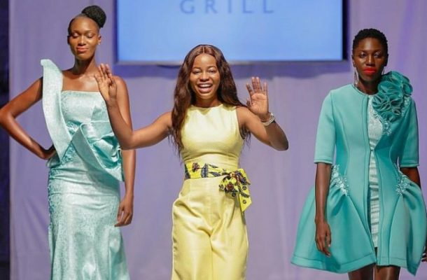 PHOTOS: Accra Fashion Week hosts Chilly Rainy Edition