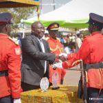 Akufo-Addo urges Military Graduates to be symbols of Sacrifice