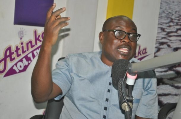 "Kwaku Boahen opens up on ""drunk"" video"