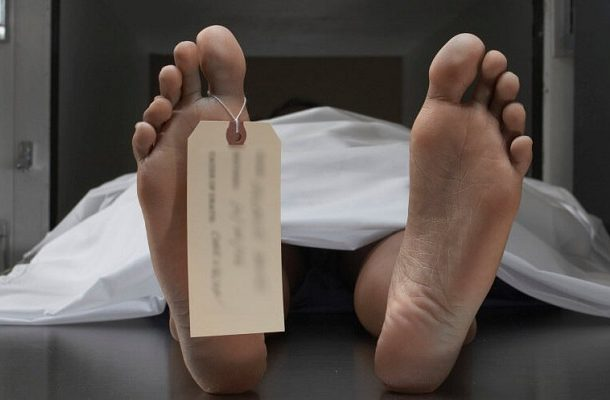Man found dead in abandoned dam for govt project at Sefwi