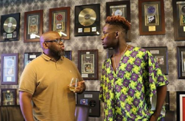 Mr. Eazi signs deal with Universal Music
