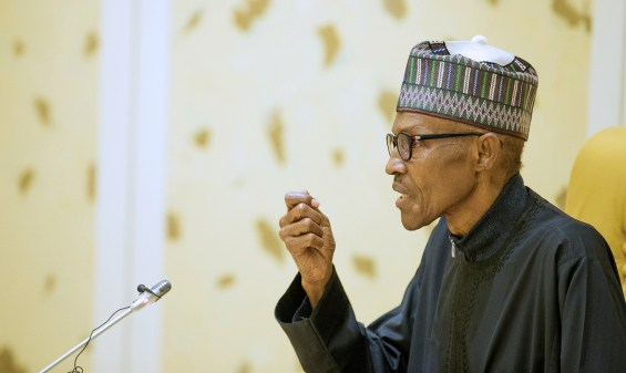 I declared because Nigerians are talking too much – Buhari