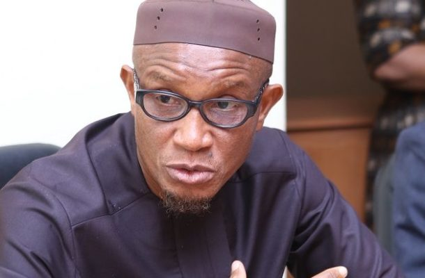 BREAKING: Ministerial reshuffle; Mustapha Hamid now Zongo Minister