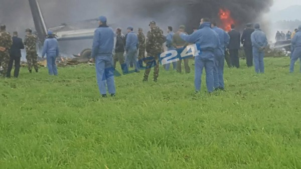 Plane Crash in Algeria kills at least 100