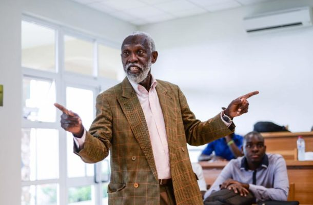 Calling us criminals is an insult; Apologize or incur our wrath - GNAT warns Prof Adei