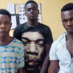Police detain 3 armed robbers in Eastern region