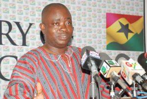 Double salary saga: Sampson Ahi expresses happiness