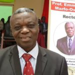 Wa Poly Rector dares lecturers to touch him