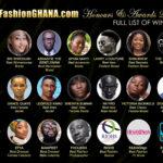 M.anifest, Efya, Sima Brew, Others win @ 2018 FashionGHANA Honours & Awards