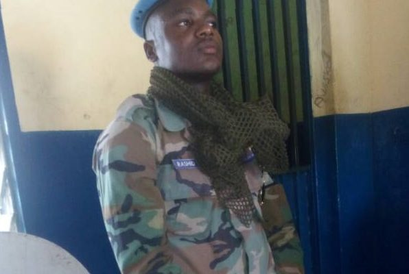Fake Military group detained in Eastern region