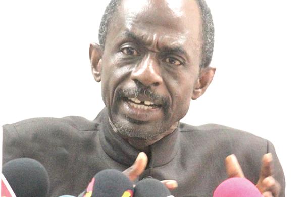 MPs' Survey: We are taking back seats NPP borrowed - Asiedu Nketia