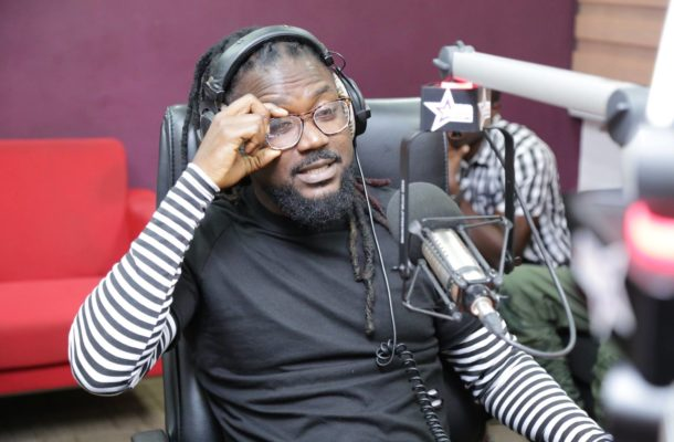Tramadol, codeine destroying lives; Stay off it - Samini advises the youth