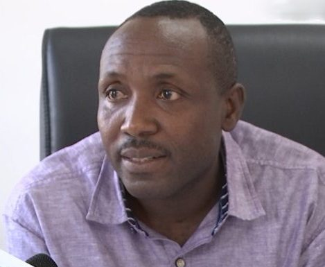 John Boadu slams Carlos Ahenkorah for roaming registration centres after testing positive for Covid-19