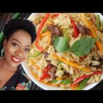 VIDEO: GhanaGuardianKitchen on how to make Beef Stir Fry using Leftovers
