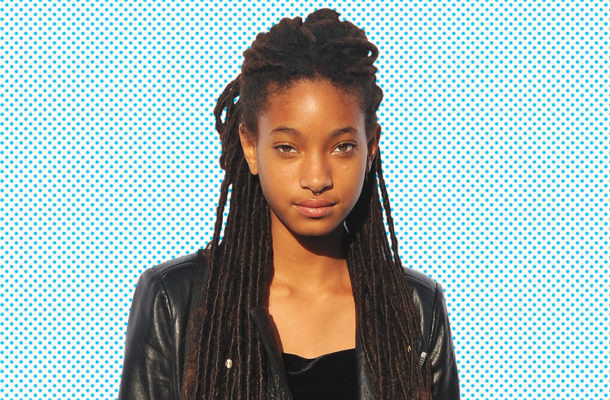 "Willow Smith reveals she used to cut her wrists after success of ""Whip My Hair"" in 2010"