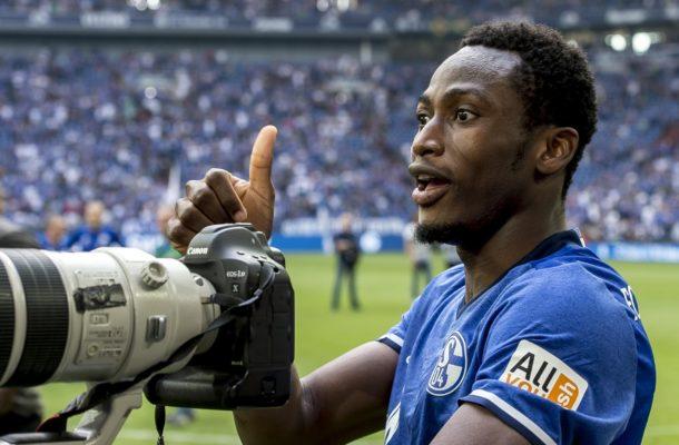 Schalke 04 coach hails Baba Rahman's come-back performance in win over Frankfurt