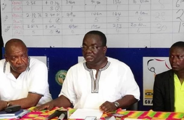 Yeboah Evans Steps Down from Badminton Africa Presidential Election