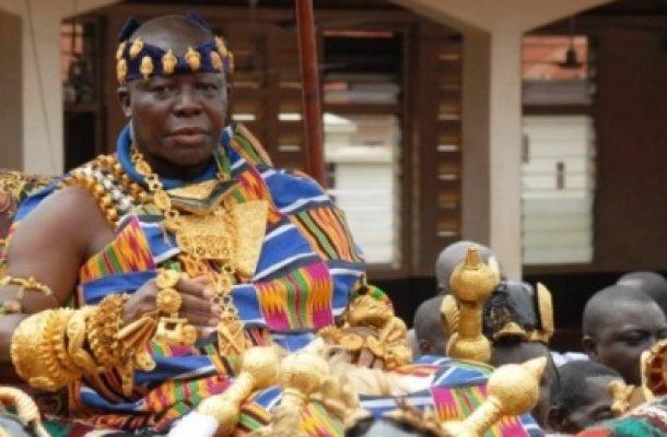 Manhyia bans funerals ahead of Asantehene's 20th Anniversary