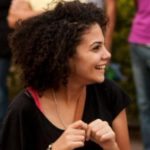 'I left Egypt because of my curly hair'
