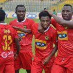 Emmanuel Gyamfi on target as Kotoko beat Bechem United to return to winning ways