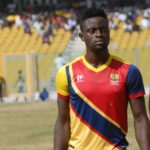 Premier League clubs chase released Hearts of Oak forward Cosmos Dauda