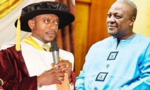 Owusu Bempah vows to quit preaching should Mahama win 2020 elections