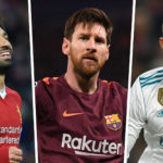 Mo Salah is not on same level as Messi, Ronaldo- Kwadwo Asamoah