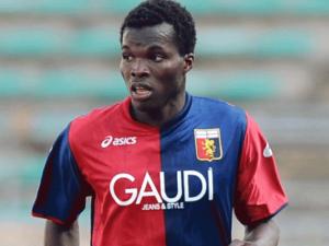 Ghana midfielder Isaac Cofie announces departure from Italian side Genoa