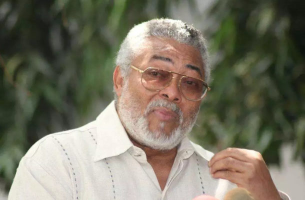 NDC cannot win 2020 elections - Rawlings