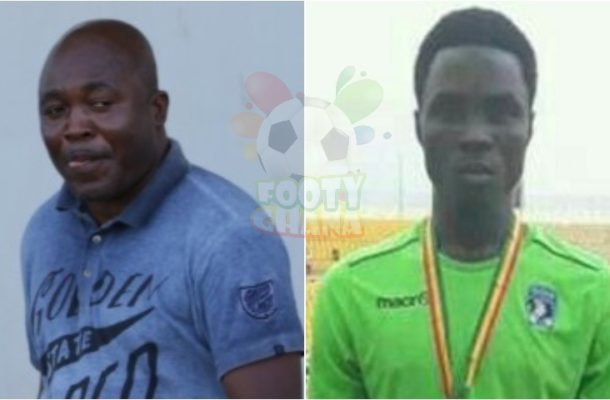 Acheampong, Konkoni named NASCO Coach and Player of the Month for April