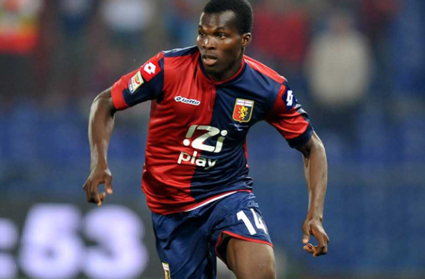 EXCLUSIVE: Italian sides Parma, Empoli chase Ghana midfielder Isaac Cofie