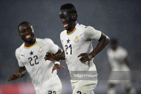 Ghana striker Emmanuel Boateng delighted with debut