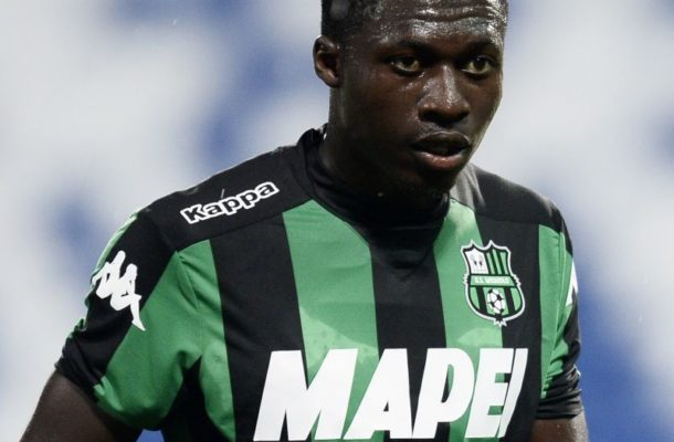 Sassuolo demand €20M for AC Milan target Alfred Duncan