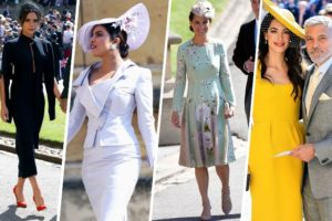 The Royal Wedding: Dresses, hats, and more...