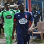 WAFA captain accuses referee Justice Opoku of foul play in draw against WA All Stars