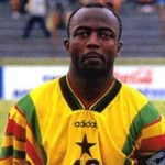 Ghana legend Abedi Pele named among stars who did not participate in the World Cup