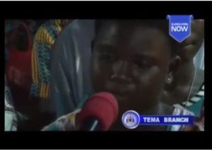 VIDEO: Obinim allegedly delivers 12-yr-old girl who has been practicing lesbianism for 3 years