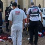 One dead as attackers slit throats of worshipers at a mosque in South Africa