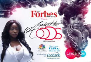 VIDEO: Peace Hyde sits with Africa's most successful blogger, Linda Ikeji as they discuss her journey