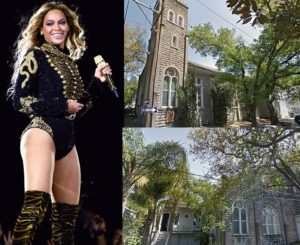 PHOTOS: Beyoncé 'buys her own church' weeks after over 900 people stormed the Grace Cathedral church to worship her