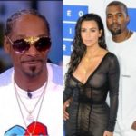 Snoop Dogg takes a swipe at Kim Kardashian again, says Kanye West 'truly misses a black woman in his life.'
