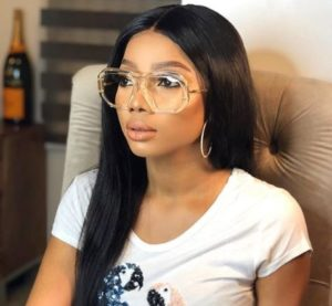 'May your baby daddy live long enough to become a step father to his own child' - Toke Makinwa writes