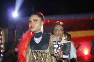 SHOCKING PHOTOS: Homosexuals and Gays in Ghana 'glam' up for annual gay/drag party