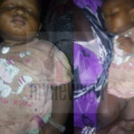 N/R: 6-month-old baby abandoned in the bush