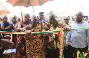 2020 Elections: My political opponents will have no message – Akufo-Addo
