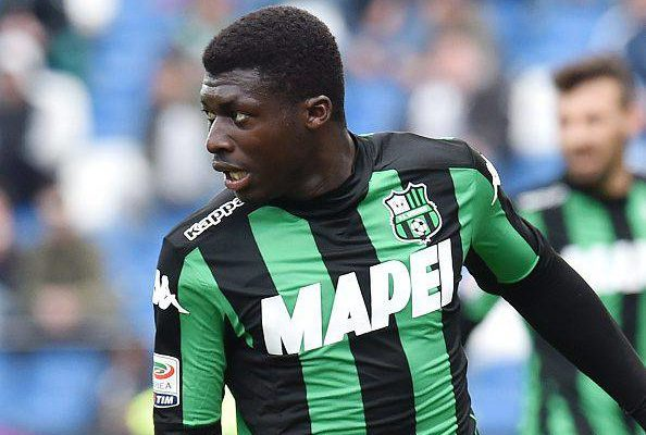 AC Milan to test Sassuolo's resolve with €12M bid for Alfred Duncan
