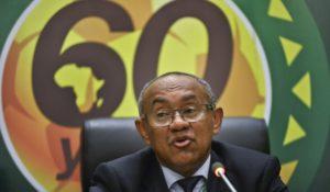 CAF President Ahmad Ahamd backs Salah, Sadio Mane to win UEFA Champions League
