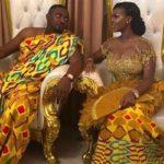 VIDEO/PHOTOS: John Mahama, Ramsey Noah, Others storm John Dumelo's traditional wedding ceremony