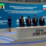 Global Energy giants Rosatom to construct tech center in Zambia