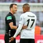 Kevin Prince Boateng expresses gratitude to underfire referee for German FA Cup 'gift'